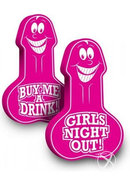 Girls Night Out Penis Foam Hand(disc)
