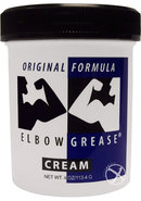 Elbow Grease Orig Cream 4oz Jar