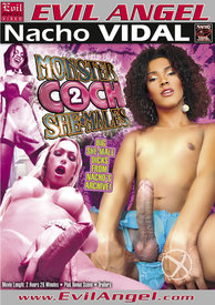Monster Cock Shemales 02